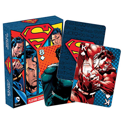 Jeu de Cartes Superman