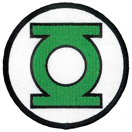 Patch Green Lantern