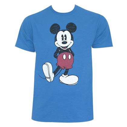 T-shirt Mickey Mouse Rétro