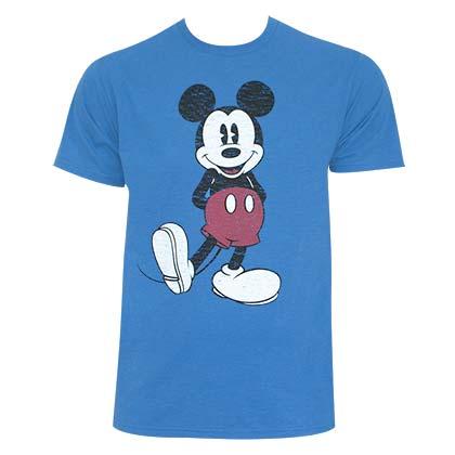 t shirts mickey mouse produits officiels 2016 17 en promo. Black Bedroom Furniture Sets. Home Design Ideas