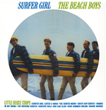 Vinyle Beach Boys - Surfer Girl (Stereo & Mono) (Picture Disc)