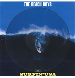 Vinyle Beach Boys - Surfin Usa (Stereo & Mono) (Picture Disc)
