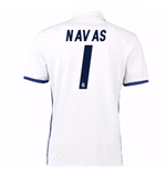 Maillot de Football Real Madrid Home 2016-2017 (Navas 1) - Enfants