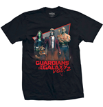 T-shirt Marvel Comics: Guardians of the Galaxy Vol. 2 Eighties