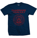 T-shirt Marvel Comics: Les Gardiens de la Galaxie Volume 2 Seal