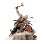 Assassin's Creed III statuette PVC Connor The Last Breath 28 cm --- EMBALLAGE ENDOMMAGE