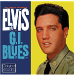 Vinyle Elvis Presley - G.I. Blues (Picture Disc)