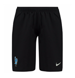 Short France Nike Away Match 2017-2018 (Noir)