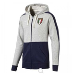 Sweat-shirt Italie Football 2017-2018 (Gris)