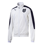 Veste Italie Football 2017-2018 (Blanc)