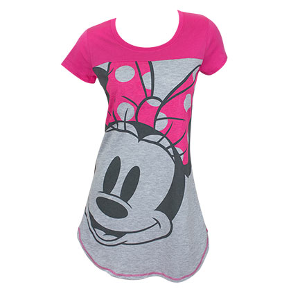 T-shirt de Nuit Minnie