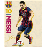 Poster FC Barcelone 260806