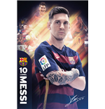 Poster FC Barcelone 260807