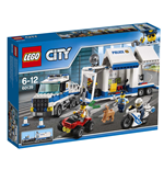 Lego City - Police - Centre De Commande Mobile