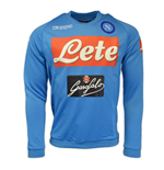 Sweat-shirt Naples 2016-2017 (bleue)