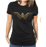 T-shirt Wonder Woman Film - Logo