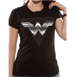 T-shirt Wonder Woman Movie - Foil Triangle