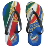 Tongs Italie Rugby