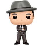 Le Parrain Figurine POP! Movies Vinyl Michael Corleone (With Hat) 9 cm