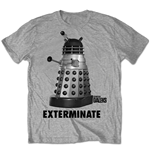 T-shirt Doctor Who - Dr Who Exterminate