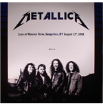 Vinyle Metallica - Live At Winston Farm Saugerties Ny August 13 1994 (2 Lp)