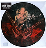 Vinyle Guns N' Roses - Live On Air (Picture Disc)
