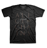 T-shirt Alice in Chains - Snakes