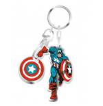 Porte-clés Marvel Comics - Captain America