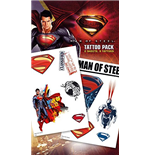 Tatouage Superman 262100
