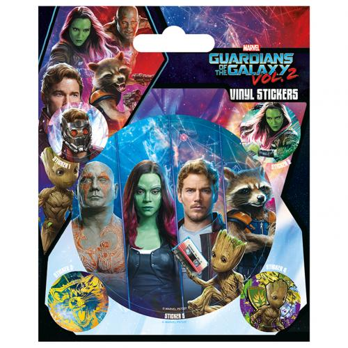 Autocollant Guardians of the Galaxy 262153