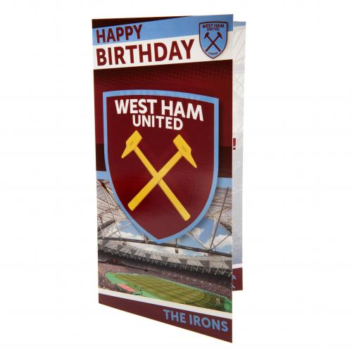 Carte de Voeux West Ham United 262157