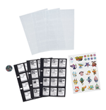 Yo-Kai Watch 2016 série 1 pack 3 recharges de pages pour l'album medaillons (12) *ALLEMAND*