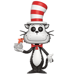 Dr. Seuss POP! Books Vinyl figurine Cat In The Hat (Fish Bowl) 9 cm
