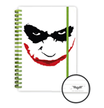 The Dark Knight cahier à spirale A5 Joker (12)