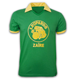 T-shirt Rétro Zaïre Football