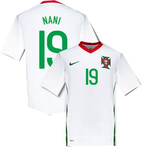 Maillot Portugal Football Away