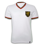 T-shirt Rétro Belgique Football Away