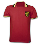 T-shirt Rétro Belgique Football