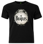 T-shirt The Beatles: Drum