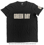 T-shirt Green Day: Logo & Grenade