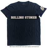T-shirt The Rolling Stones: Logo & Tongue