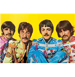 Poster Beatles 262679