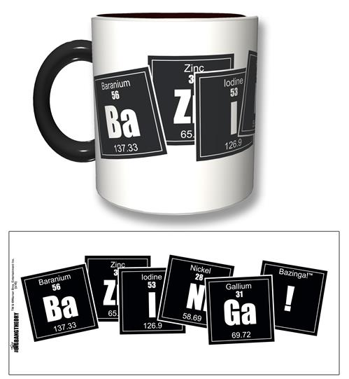 Tasse Big Bang Theory 262977