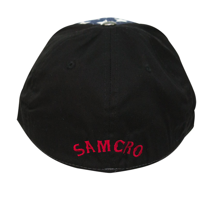 plus récent a4f9a fa384 Casquette Sons of Anarchy - American Flag