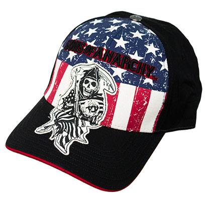 Casquette Sons of Anarchy - American Flag
