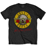 T-shirt Guns N' Roses: Not in this Lifetime Tour