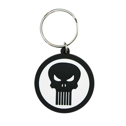 Porte-clés The punisher
