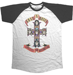 T-shirt Guns N'Roses pour homme - Design: Appetite for Destruction