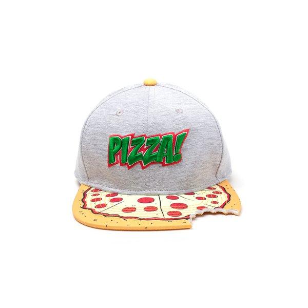 Casquette tortues ninja pizza officiel achetez en ligne - Tortues ninja pizza ...