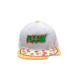Casquette Tortues Ninja - Pizza
